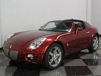 2009 Pontiac Solstice Coupe for sale 100772661