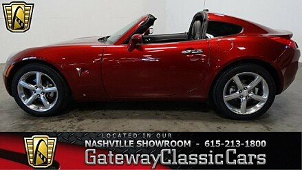 2009 Pontiac Solstice Coupe for sale 100844716