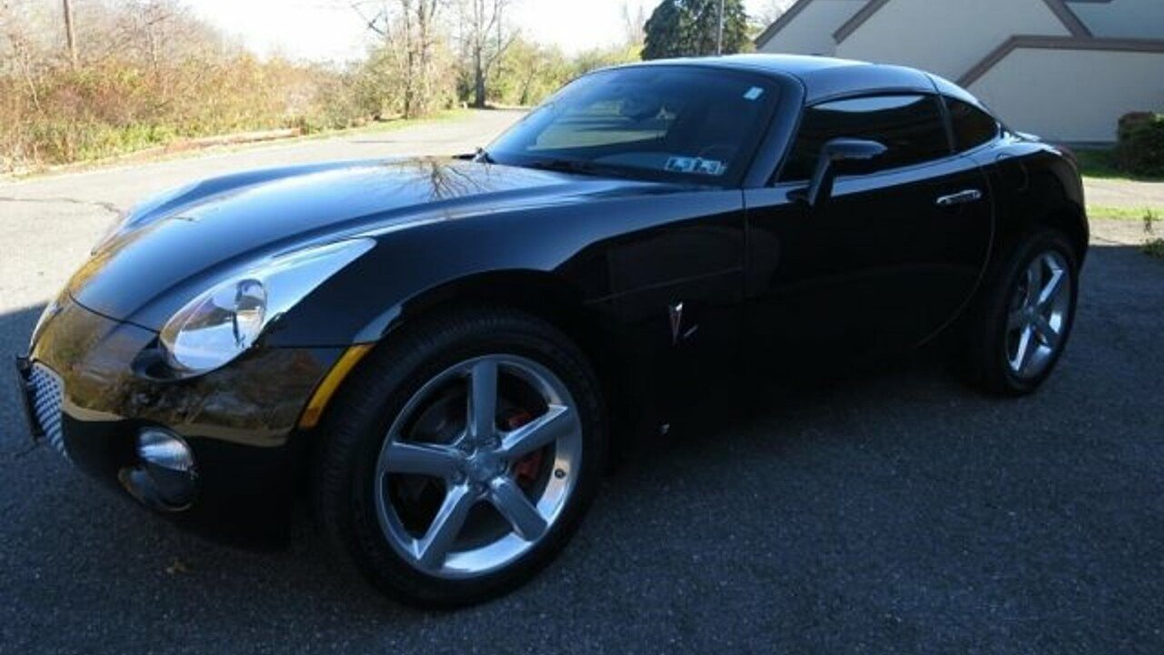 2009 Pontiac Solstice Coupe for sale 100732844