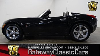 2009 Pontiac Solstice Convertible for sale 100921674