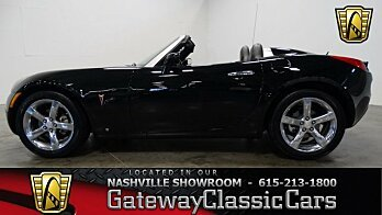 2009 Pontiac Solstice Convertible for sale 100963594