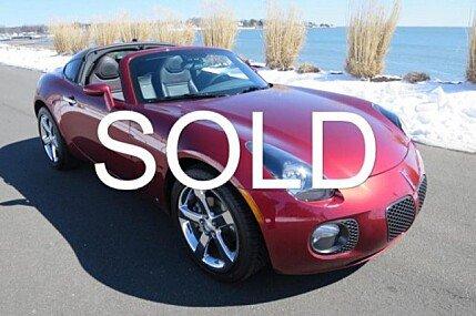 2009 Pontiac Solstice GXP Coupe for sale 100853059