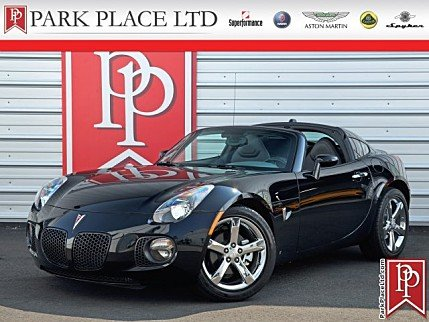 2009 Pontiac Solstice GXP Coupe for sale 100894584