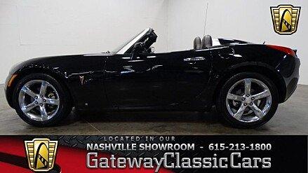 2009 Pontiac Solstice Convertible for sale 100932203