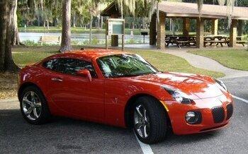 2009 Pontiac Solstice GXP Coupe for sale 100997174