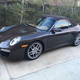 2009 Porsche 911 Cabriolet for sale 100752527