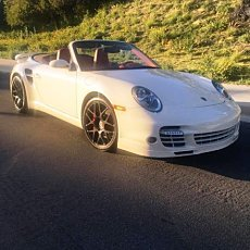 2009 Porsche 911 Turbo Cabriolet for sale 100757289