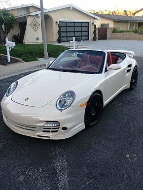 2009 Porsche 911 Turbo Cabriolet for sale 100757289