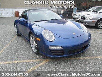 2009 Porsche 911 Cabriolet for sale 100891901