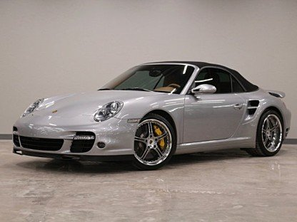 2009 Porsche 911 Turbo Cabriolet for sale 100906765