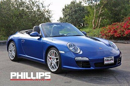 2009 Porsche 911 Cabriolet for sale 100926121