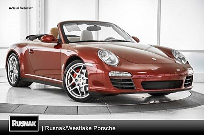 2009 Porsche 911 Cabriolet for sale 100966252