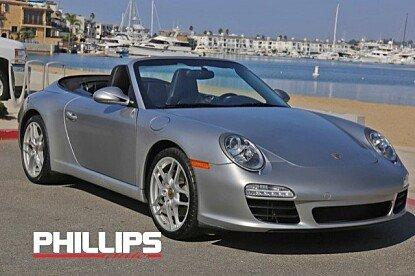2009 Porsche 911 Cabriolet for sale 101054702