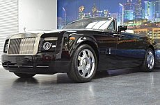 2009 Rolls-Royce Phantom Drophead Coupe for sale 100778698