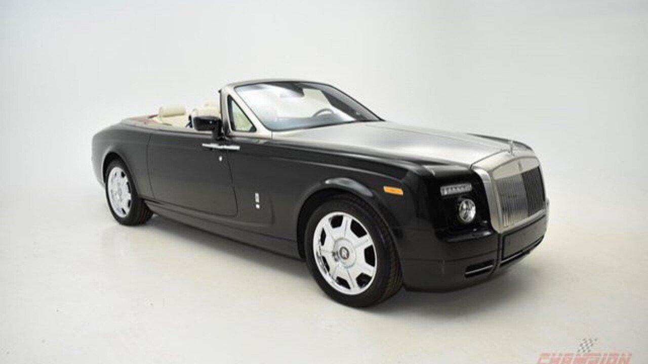 2009 Rolls-Royce Phantom Drophead Coupe for sale 100950791