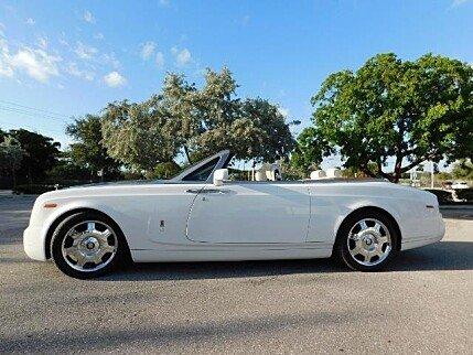 2009 Rolls-Royce Phantom Drophead Coupe for sale 100995808