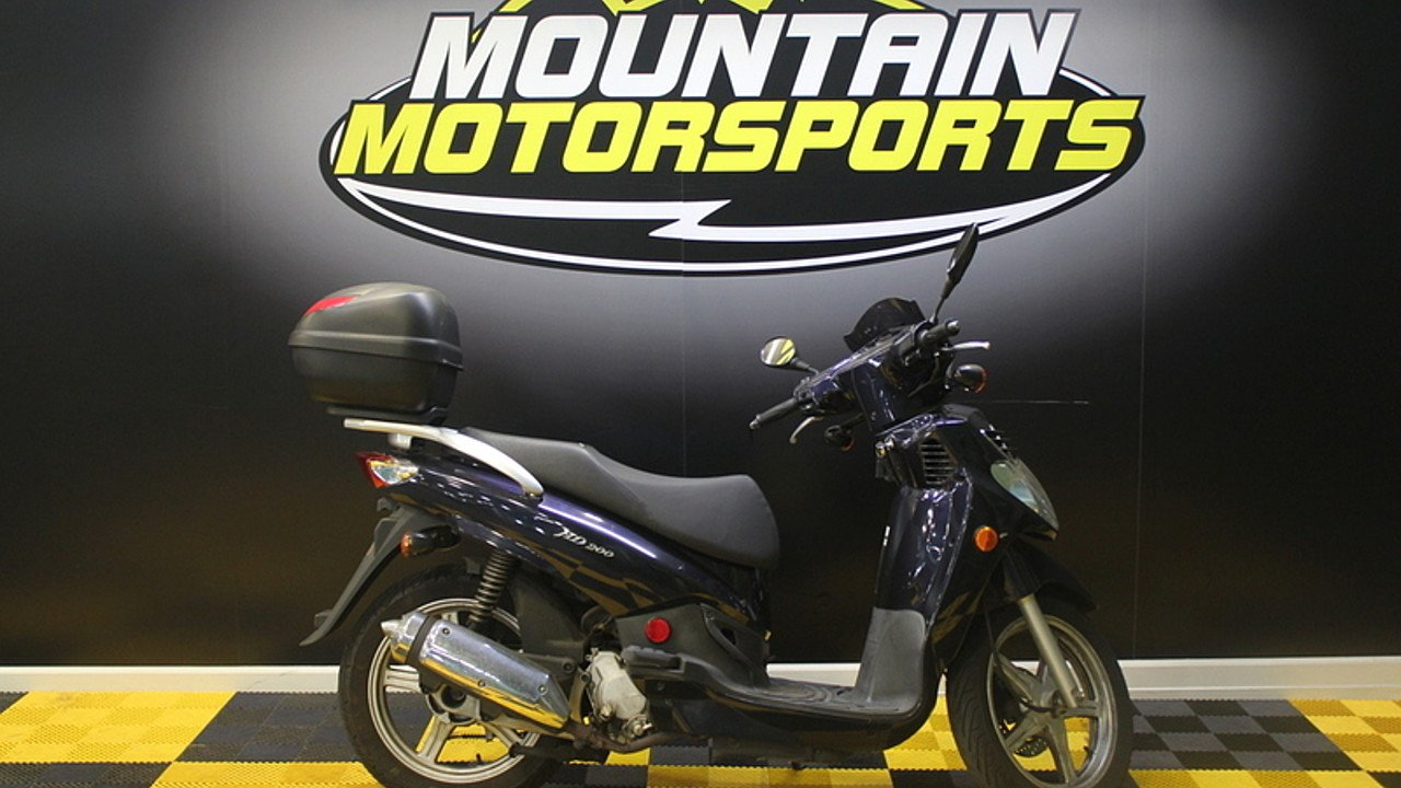 2009 SYM HD 200 for sale 200581687