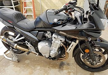 2009 Suzuki Bandit 1250 for sale 200505668