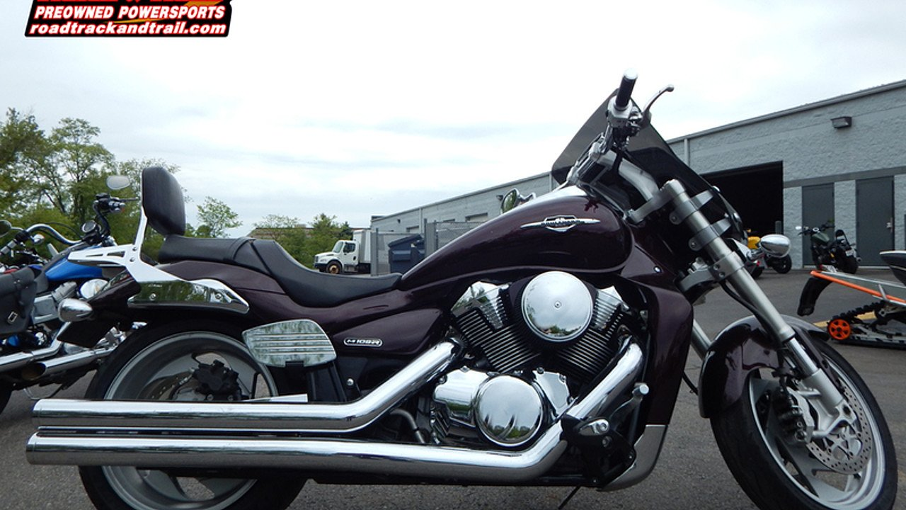 2009 Suzuki Boulevard 1800 for sale 200463016