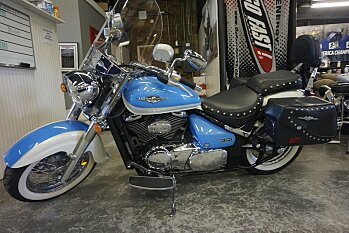 2009 Suzuki Boulevard 800 for sale 200472029