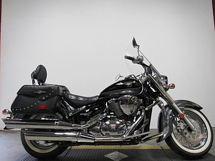 2009 Suzuki Boulevard 800 Motorcycles for Sale - Motorcycles on ...