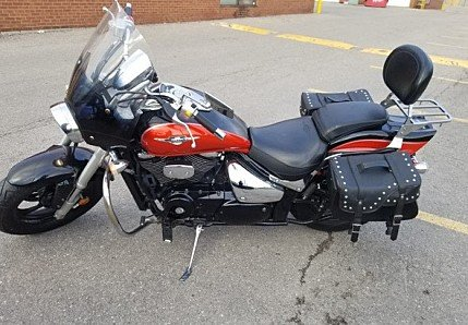2009 Suzuki Boulevard 800 for sale 200597662
