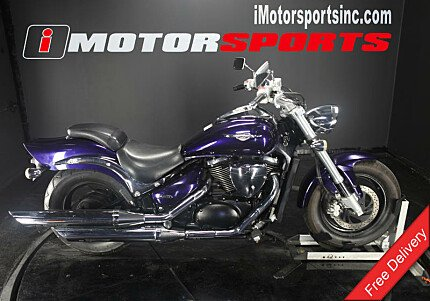 2009 Suzuki Boulevard 800 for sale 200625940