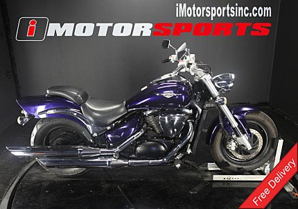 2009 Suzuki Boulevard 800 for sale 200626213