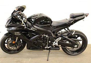 2009 Suzuki GSX-R600 for sale 200393208