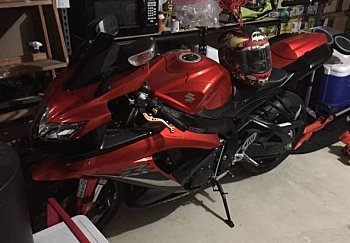 2009 Suzuki GSX-R600 for sale 200530472