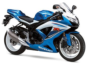 2009 Suzuki GSX-R600 for sale 200590110