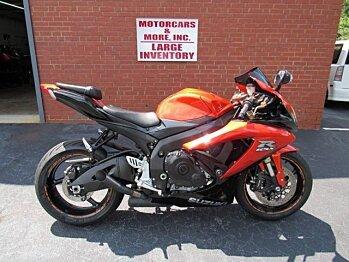 2009 Suzuki GSX-R600 for sale 200619239