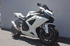 2009 Suzuki GSX-R600 for sale 200475143