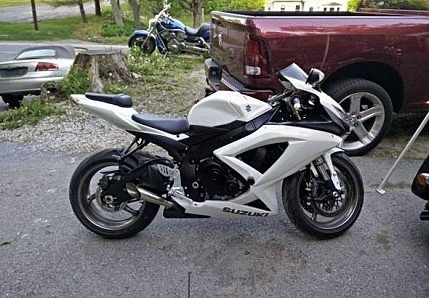 2009 Suzuki GSX-R600 for sale 200476058