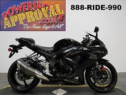 2009 Suzuki GSX-R600 for sale 200482462
