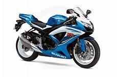 2009 Suzuki GSX-R600 for sale 200621491