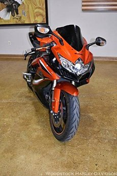 2009 Suzuki GSX-R600 for sale 200623750