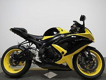 2009 Suzuki GSX-R750 for sale 200532223