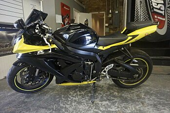 2009 Suzuki GSX-R750 for sale 200593403