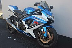 2009 Suzuki GSX-R750 for sale 200422470