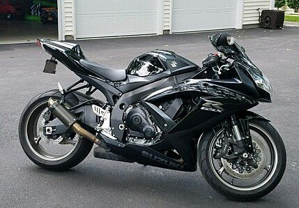 2009 Suzuki GSX-R750 for sale 200472662