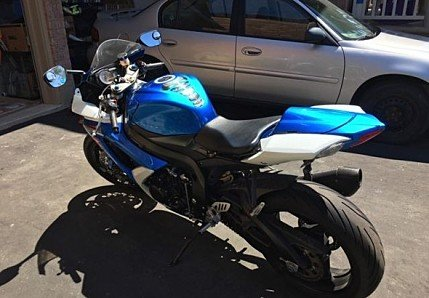 2009 Suzuki GSX-R750 for sale 200476955
