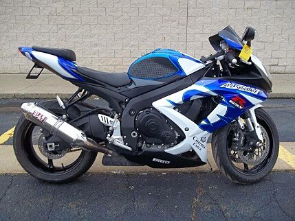 2009 Suzuki GSX-R750 for sale 200518456