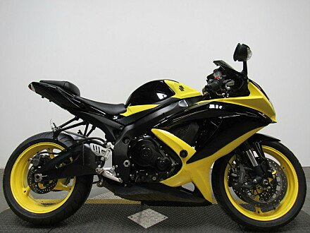 2009 Suzuki GSX-R750 for sale 200532223