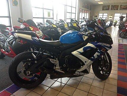 2009 Suzuki GSX-R750 for sale 200559425