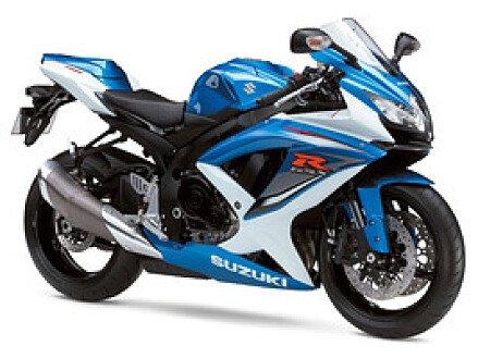 2009 Suzuki GSX-R750 for sale 200578539