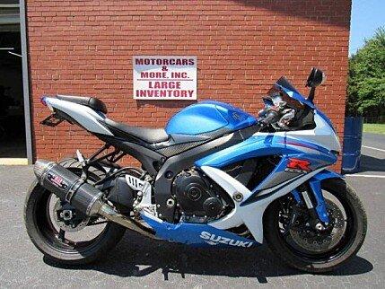 2009 Suzuki GSX-R750 for sale 200627718
