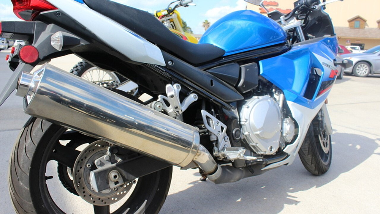 2009 Suzuki GSX650F for sale 200437048