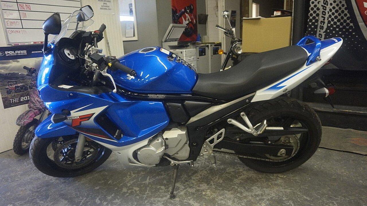 2009 Suzuki GSX650F for sale 200527891