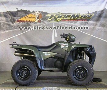 2009 Suzuki KingQuad 750 for sale 200590596
